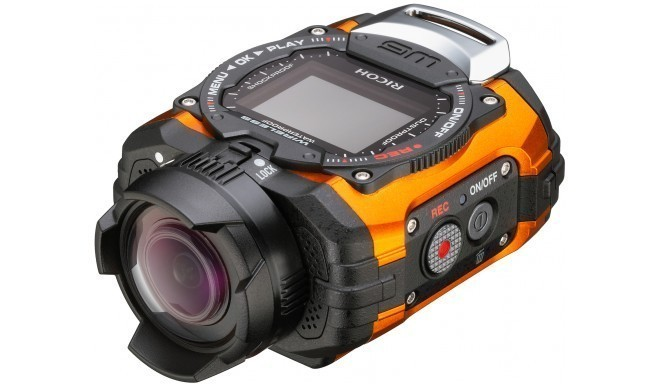 Ricoh WG-M1, оранжевый