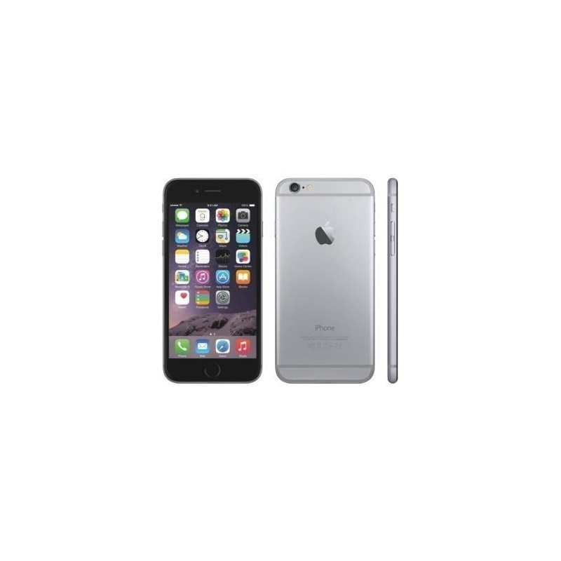 Apple iPhone 6 128GB Space Grey Refurbished - Smartphones - Photopoint 422230c1d75