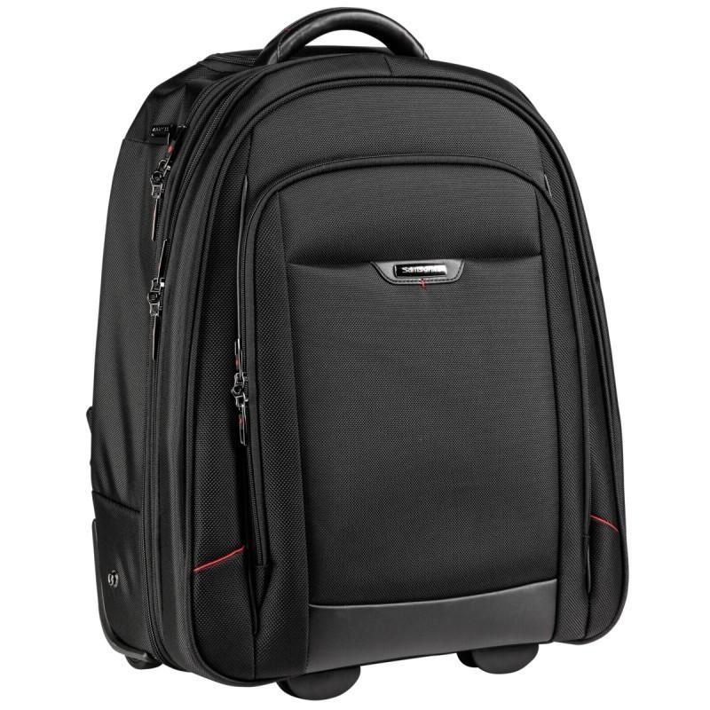 a8dd5a917a Samsonite Pro-DLX 4 Laptop Backpack 17.3 black - Seljakotid