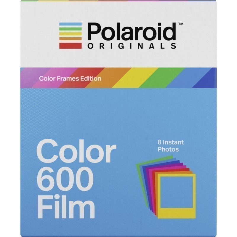 Polaroid 600 Color Color Frames