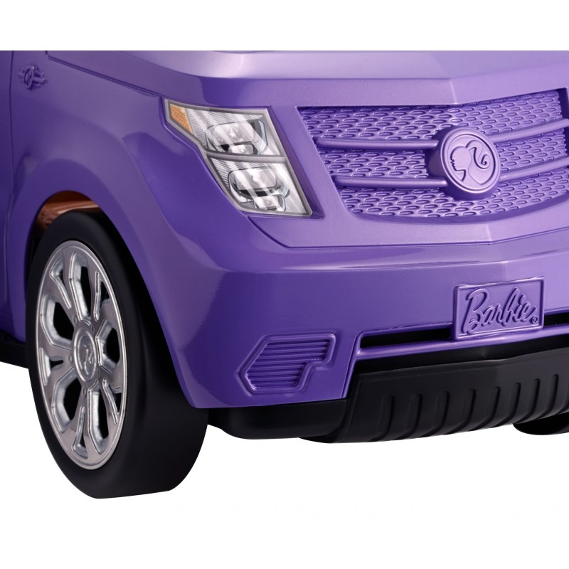 Barbie car SUV, purple - Accessories for dolls - Photopoint