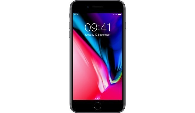 Apple iPhone 8 Plus 256GB, серый космос