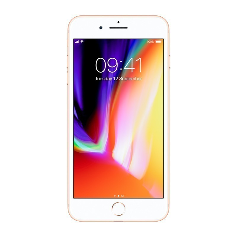 Apple iPhone 8 Plus 256GB, золотой