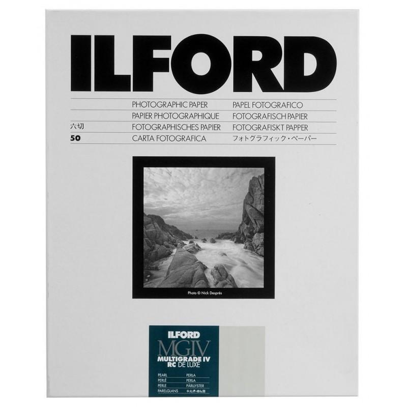 Ilford 30,5x40,6 cm MGIV 44M pärl 50 l.