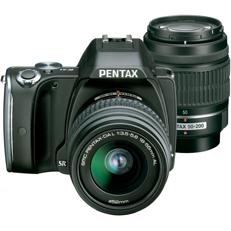 Pentax K-S1 + 18-55mm + 50-200mm Kit, must