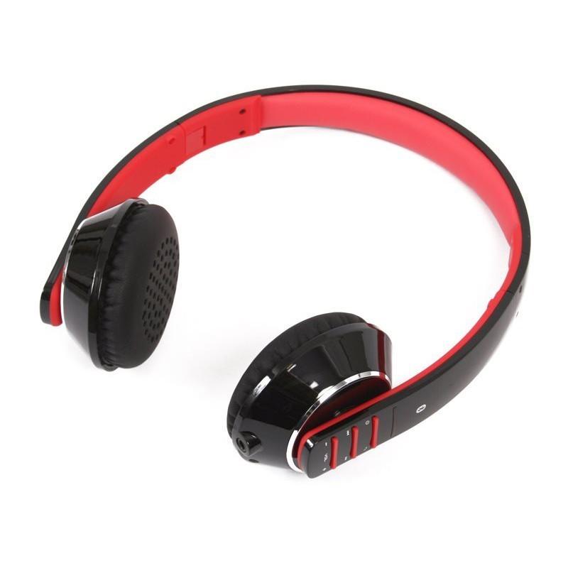 Omega Freestyle kõrvaklapid  + mikrofon FH0906, must