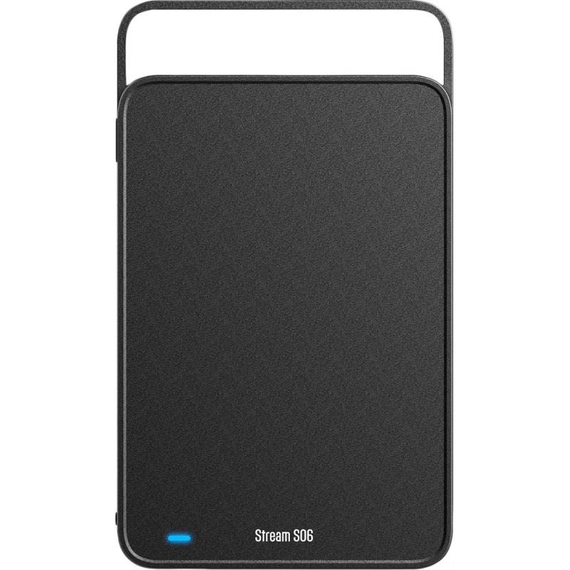 Silicon Power väline kõvaketas 2TB Stream S06, must