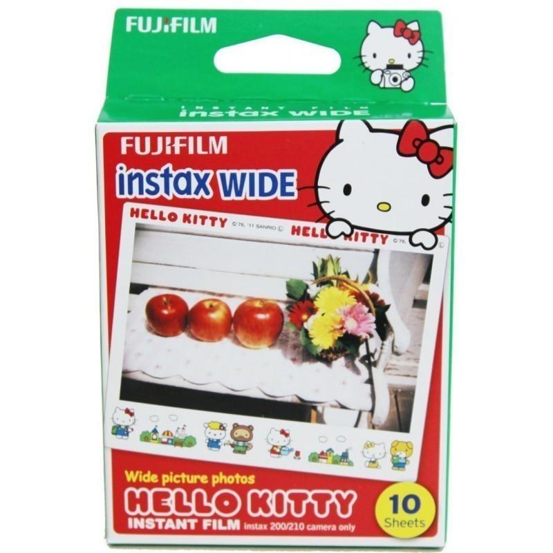 Fujifilm Instax Wide 1x10, Hello Kitty