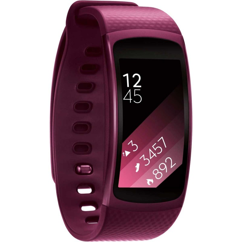 Acc. Bracelet Samsung Gear Fit 2 small pink - Activity trackers ...