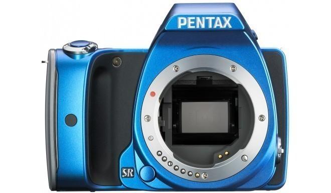 Корпус Pentax K-S1, синий