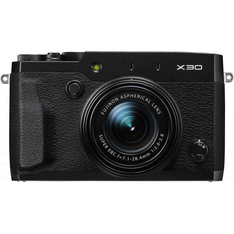 Fujifilm X30, must