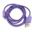 Omega kaabel Lightning-USB 1m li/ro42311