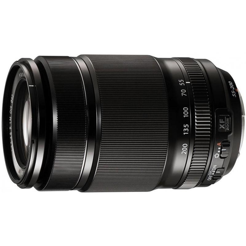 Fujinon XF 55-200mm f/3.5-4.8 R LM OIS objektiiv