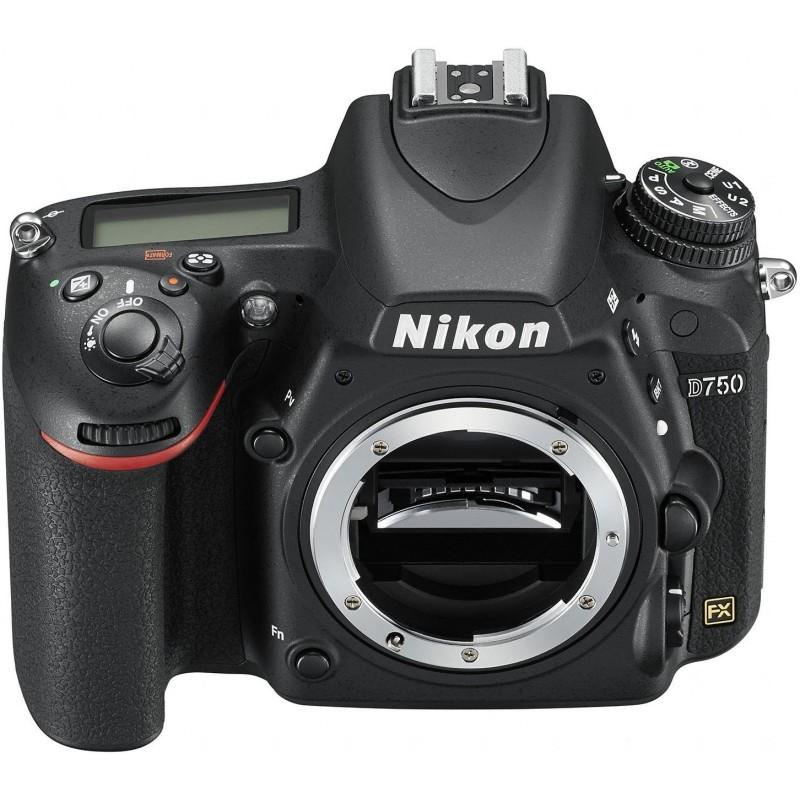 Nikon D750 + 24-120 VR Kit must