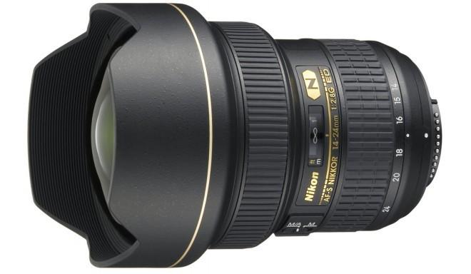 Nikon AF-S Nikkor 14-24мм f/2.8G ED объектив