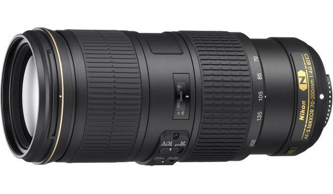 Nikon AF-S Nikkor 70-200mm f/4G ED VR objektiiv