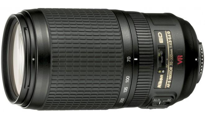 Nikon AF-S Nikkor 70-300мм f/4.5-5.6G IF-ED VR объектив