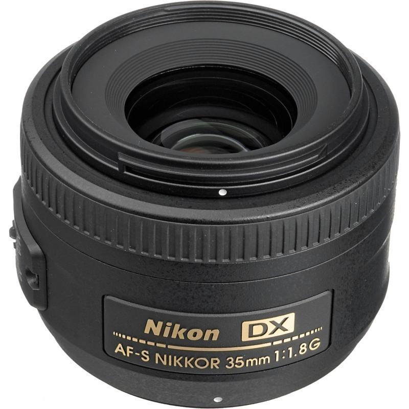 Nikkor AF-S DX 35mm f/1.8 G objektiiv