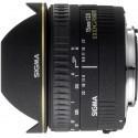 Sigma AF 15mm f/2.8 EX DG Diagonal Fisheye objektiiv Canonile
