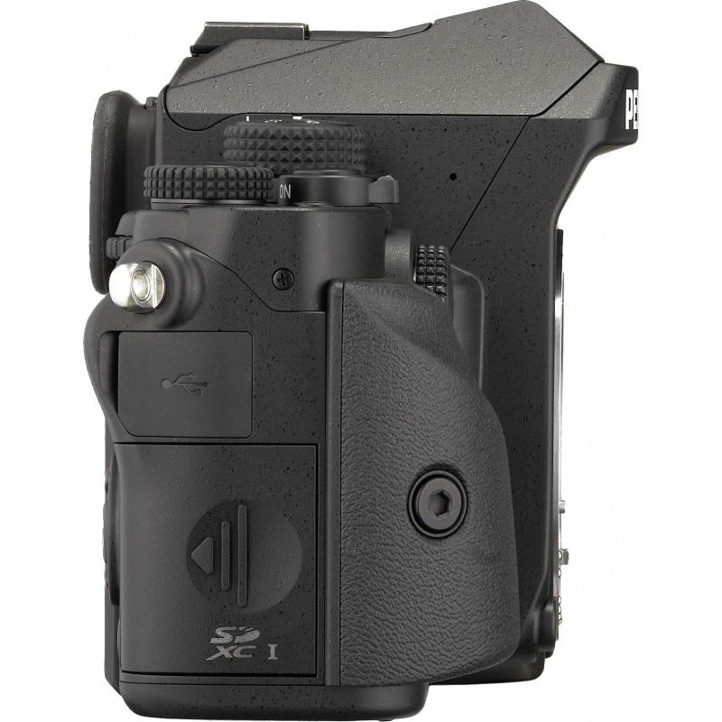 Pentax KP + DA 18-50mm RE Kit, must