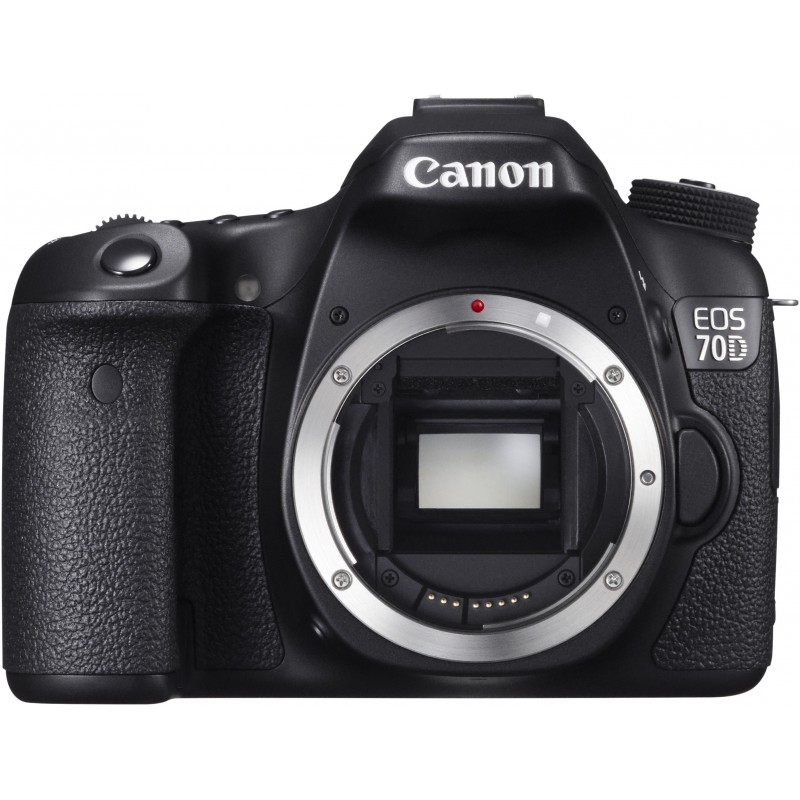 Canon EOS 70D + 18-200 IS Kit
