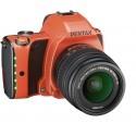 Pentax K-S1 + DA L 18-55 Kit Suns.Orange