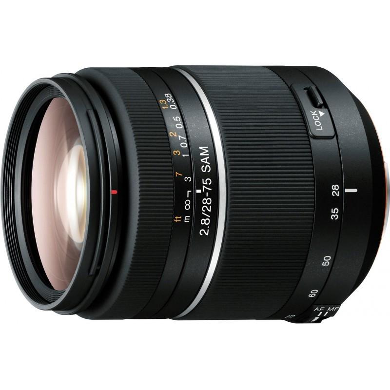 Sony 28-75mm f/2.8 SAM objektiiv
