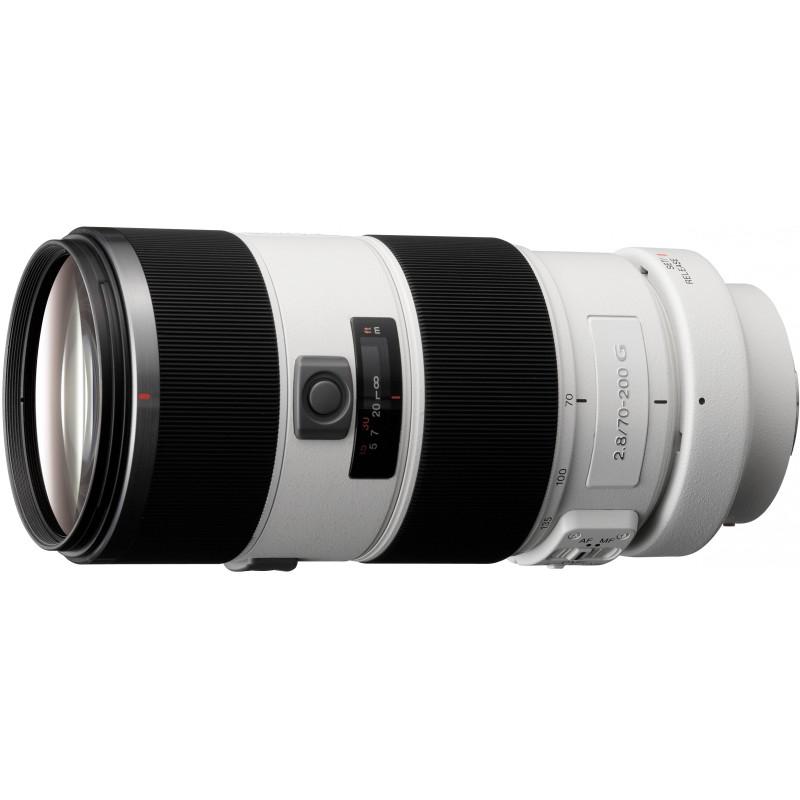 Sony 70-200mm f/2.8 G objektiiv
