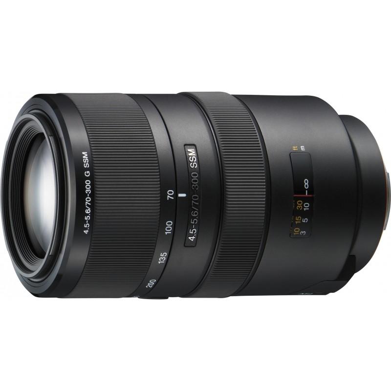 Sony 70-300mm f/4.5-5.6 G objektiiv