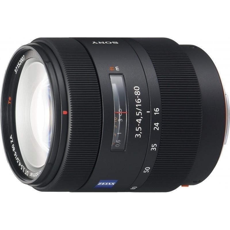 Sony Vario-Sonnar T* DT 16-80mm f/3.5-4.5 ZA objektiiv