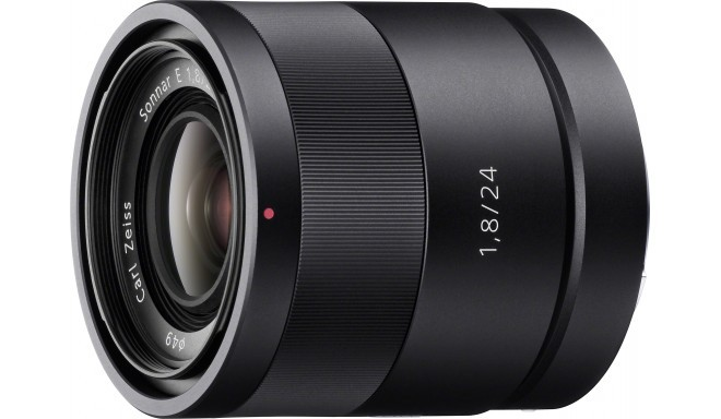 Sony Sonnar T* E 24mm f/1.8 ZA objektiiv