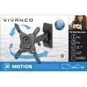 Vivanco крепление на стену Motion BMO 6020
