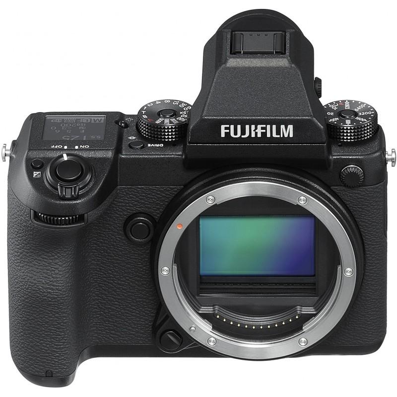 Fujifilm GFX 50S + 63mm f/2.8 R WR