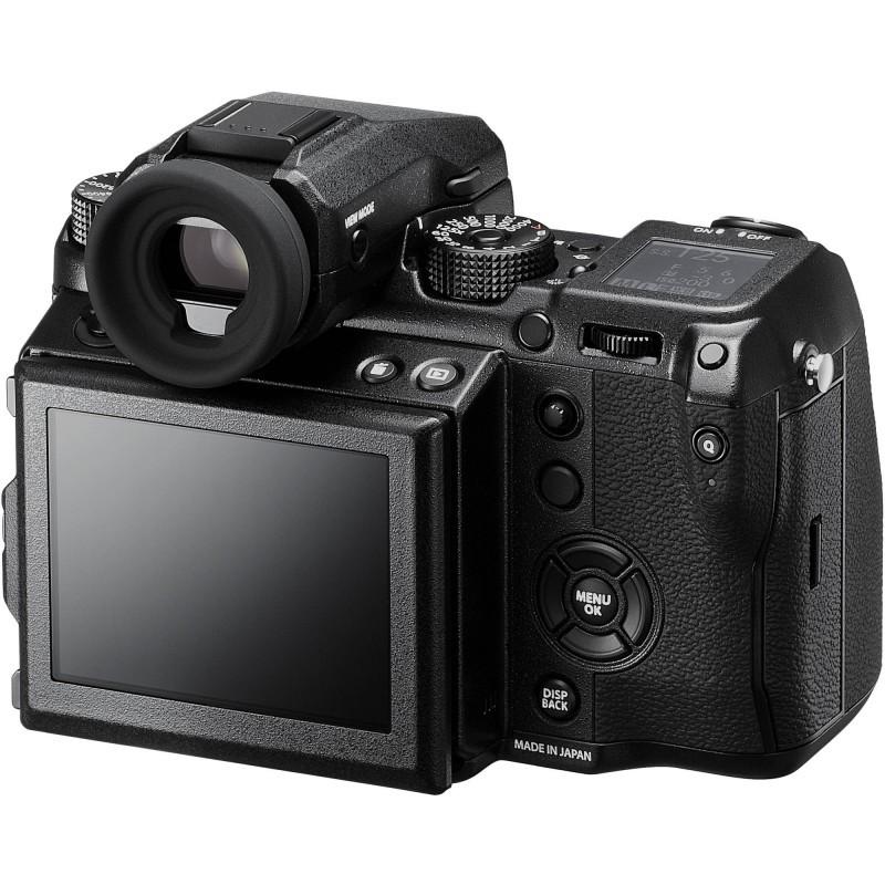 Fujifilm GFX 50S + 110mm f/2