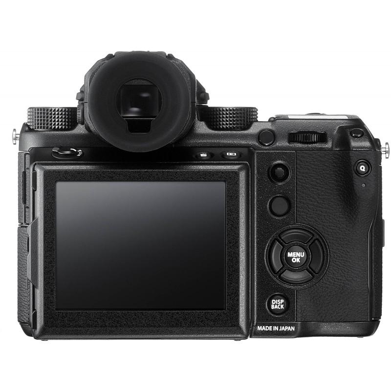 Fujifilm GFX 50S + 23mm f/4