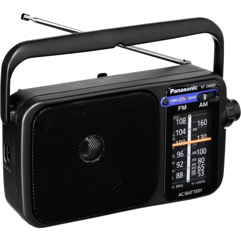 Panasonic Radio Rf 2400deg K Radios Photopoint