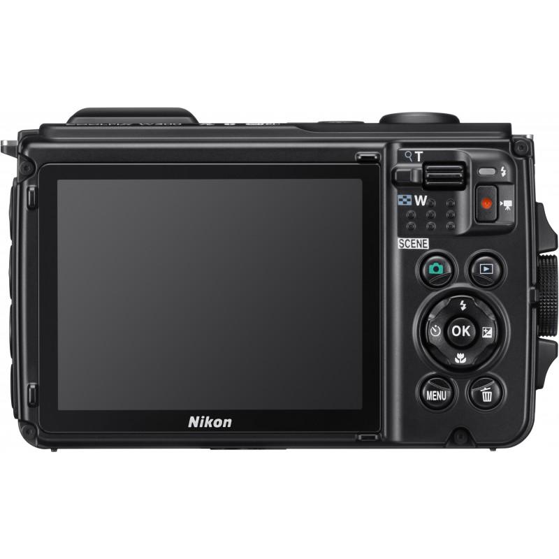 Nikon Coolpix W300, black