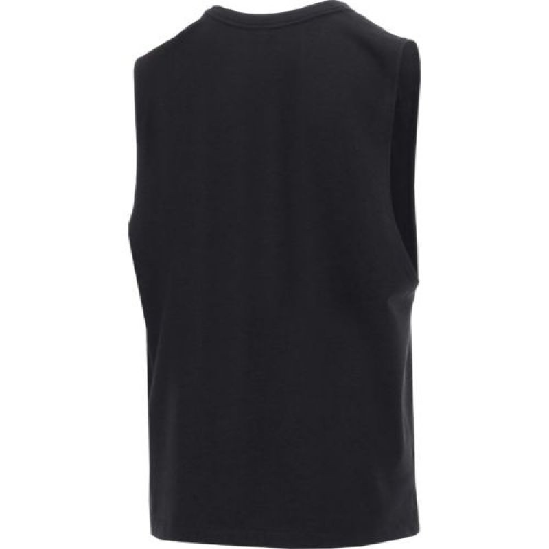 ad9070c8 Training tank for women Under Armour Girl Boss Muscle Tank W 1298624-001