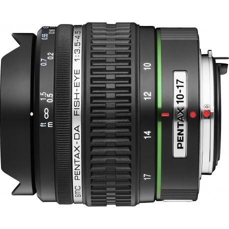 smc Pentax DA 10-17mm f/3.5-4.5 ED (IF)