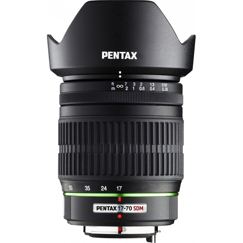 smc PENTAX DA 17-70mm f/4.0 AL IF SDM