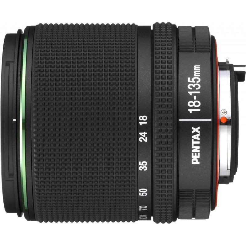 smc Pentax DA 18-135mm f/3.5-5.6ED AL[IF] DC WR objektiiv