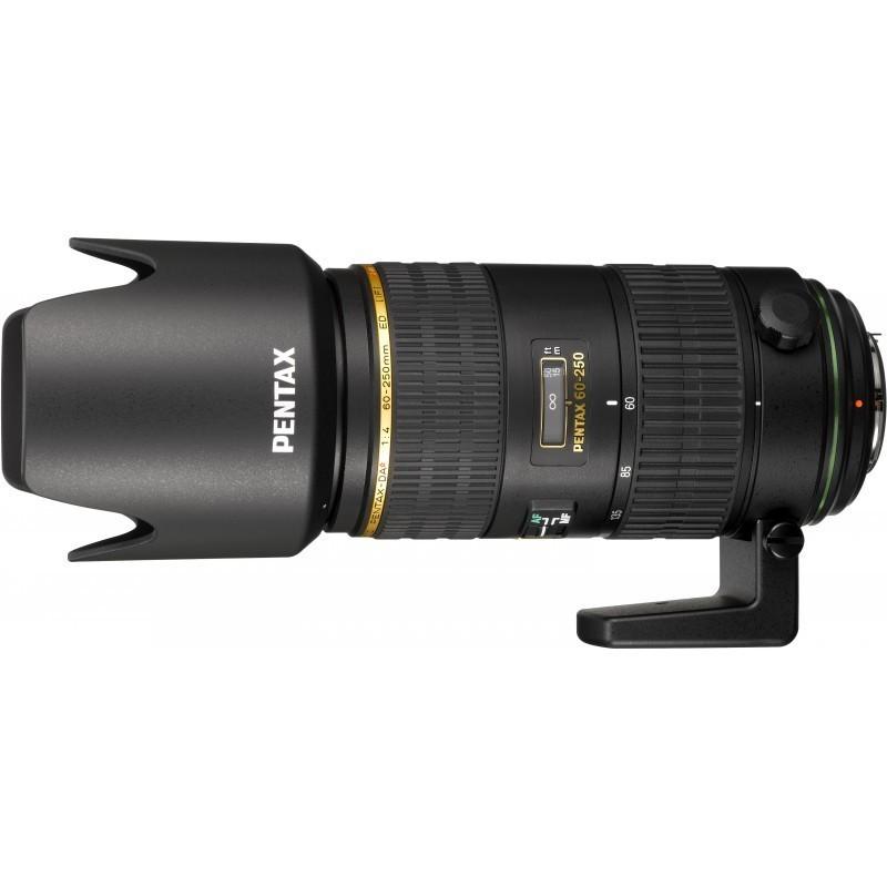 smc PENTAX DA* 60-250mm f/4.0 ED IF SDM objektiiv