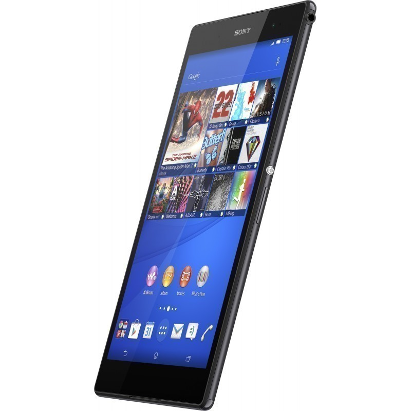 Sony Xperia Z3 Tablet Compact 16GB 3G, must