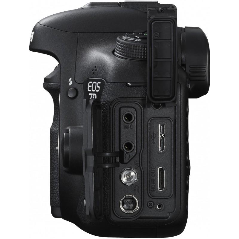 Canon EOS 7D Mark II + Tamron 18-400mm