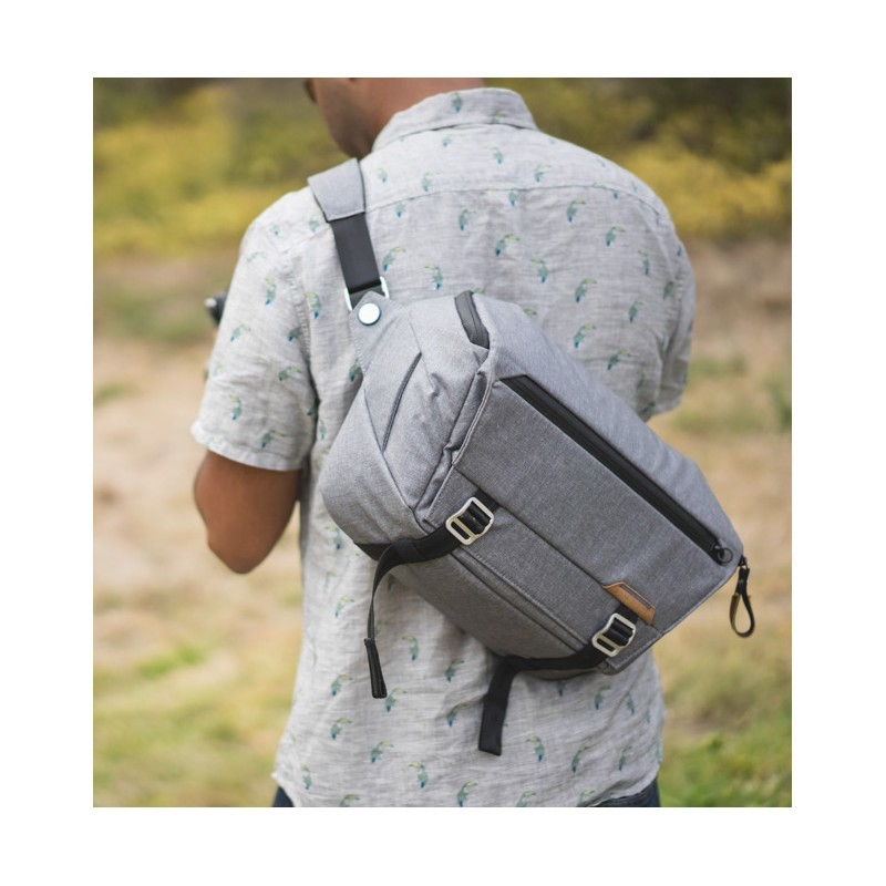 Peak Design seljakott Everyday Sling 10L, ash