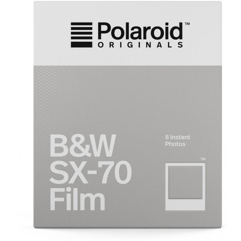 Polaroid SX-70 B&W