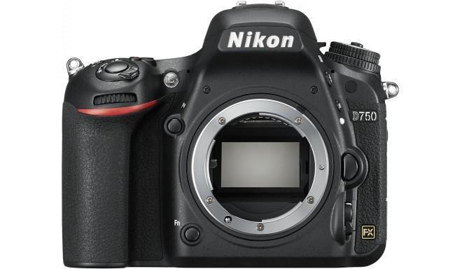 Nikon D750  korpuss