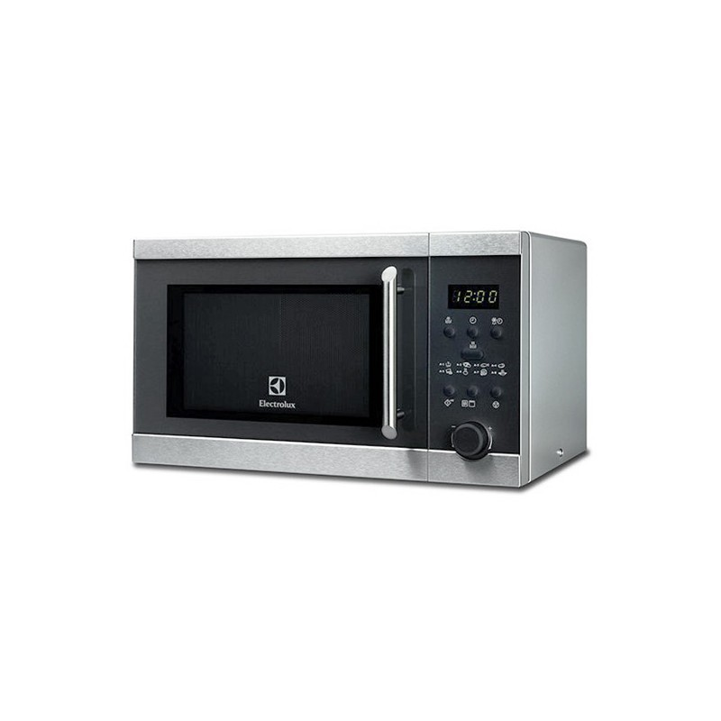 Microwave Electrolux Ems20300ox 20 L 800w Black Stainless Steel