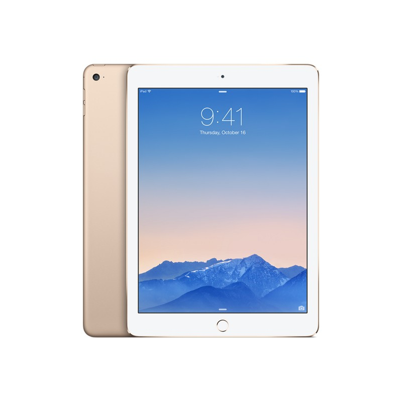 Apple iPad Air 2 64GB WiFi, gold
