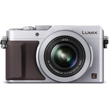Panasonic Lumix DMC-LX100, hõbedane
